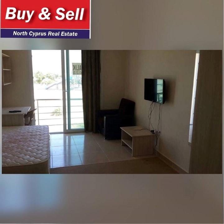 For Rent Efficiency: Studio Apartment For Rent Nicosia