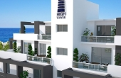 BAGY0014, Newly-Built Apartments in Girne Centre